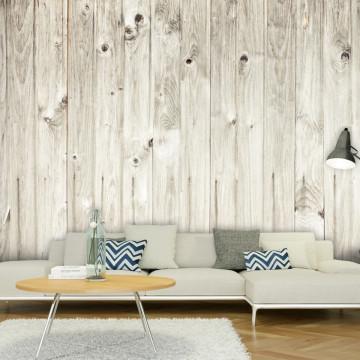 Fototapet - Wood fence