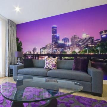 Fototapet - Yarra river - Melbourne