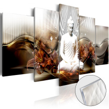 Imagine pe sticlă acrilică - Crystal Calm [Glass]