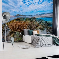 Into The Lagoon! Photo Wallpaper Mural