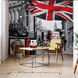 London Photo Wallpaper Wall Mural