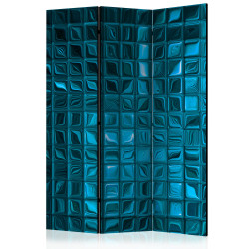 Paravan - Azure Mosaic [Room Dividers]