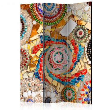Paravan - Moroccan Mosaic [Room Dividers]