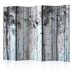 Paravan - Rustic Boards II [Room Dividers]