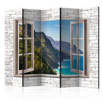 Paravan - Seaside Hills II [Room Dividers]