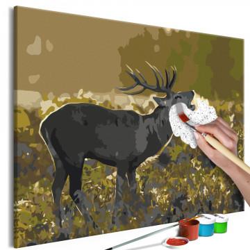 Pictatul pentru recreere - Deer on Rut