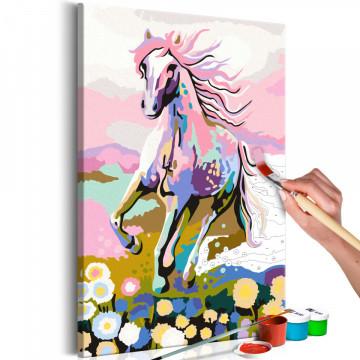 Pictatul pentru recreere - Fairytale Horse