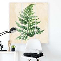 Plants Canvas Photo Print