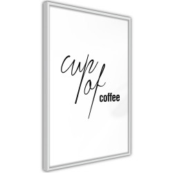 Poster - Caffeine Needed