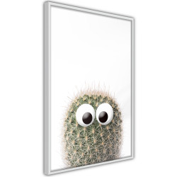 Poster - Funny Cactus II