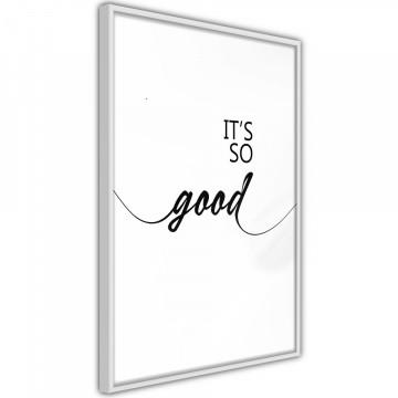 Poster - So Good