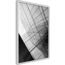 Poster - Steel and Glass (Grey)