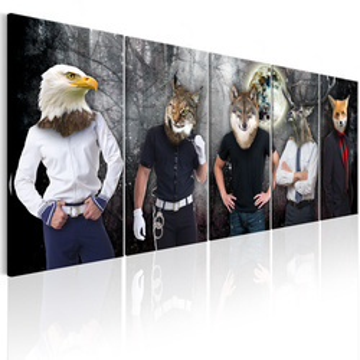Tablou - Animal Faces