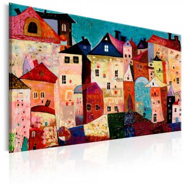 Tablou - Artistic City