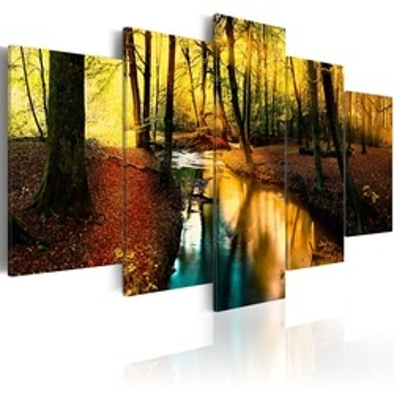 Tablou - Autumn silence: forest