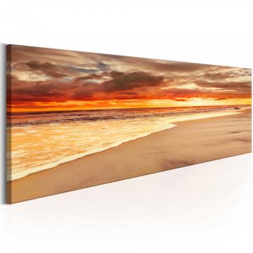 Tablou - Beach: Beatiful Sunset