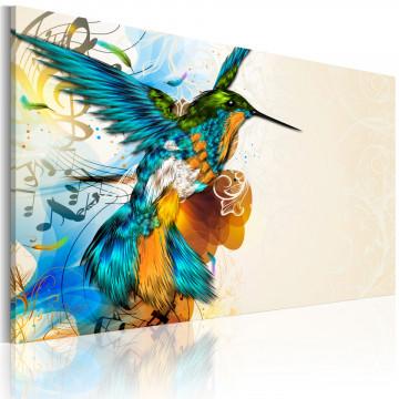 Tablou - Bird's music