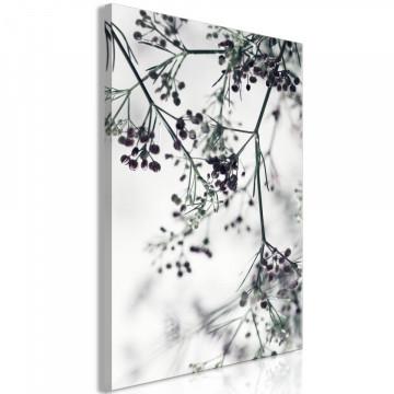 Tablou - Blooming Twigs (1 Part) Vertical
