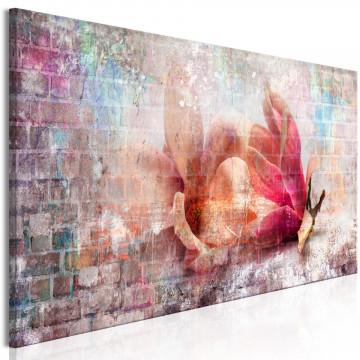 Tablou - Colourful Magnolias (1 Part) Narrow
