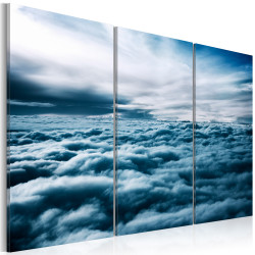 Tablou - Dense clouds