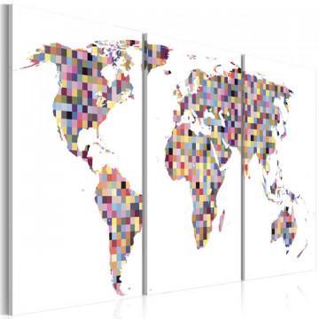 Tablou - Digital World