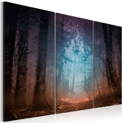 Tablou - Edge of the forest - triptych