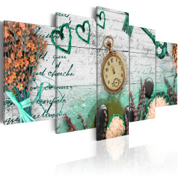 Tablou - Emerald composition