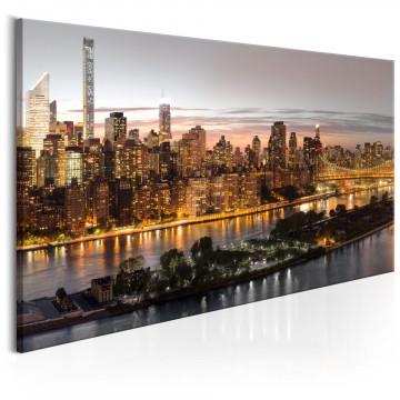 Tablou - Evening Manhattan