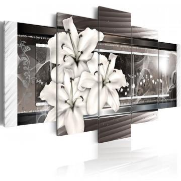 Tablou - Fancy lilies
