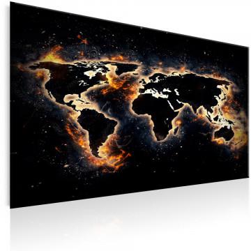Tablou - Fiery World
