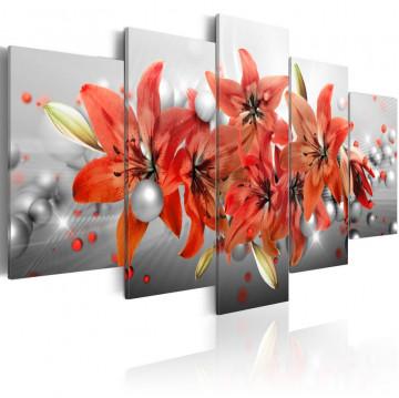 Tablou - Flowery Battle