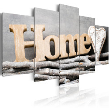 Tablou - Home: Forest Cottage