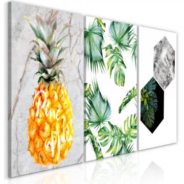 Tablou - Hot Tropics (3 Parts)