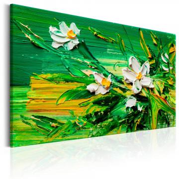 Tablou - Impressionist Style: Flowers