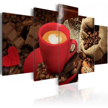 Tablou - Love espresso