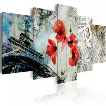 Tablou - Memories of Paris