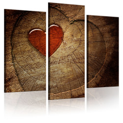 Tablou - Old love does not rust - triptych