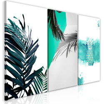 Tablou - Palm Paradise (3 Parts)