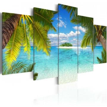 Tablou - Paradise island