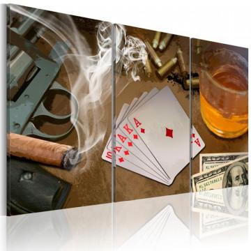 Tablou - Poker