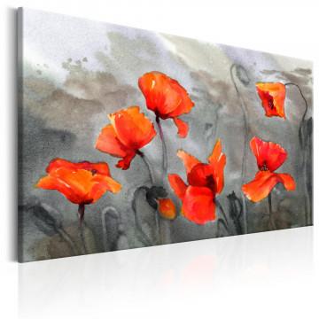 Tablou - Poppies (Watercolour)