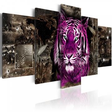 Tablou - Purple King