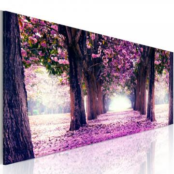 Tablou - Purple Spring