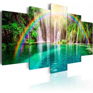 Tablou - Rainbow time