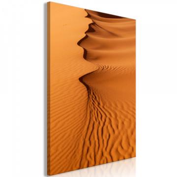 Tablou - Sandy Shapes (1 Part) Vertical