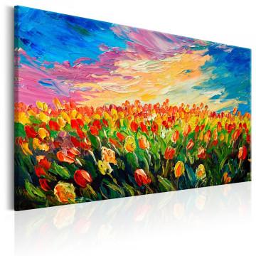 Tablou - Sea of Tulips