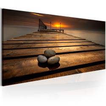Tablou - Stones on the Pier