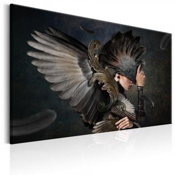 Tablou - Warrior Of Darkness