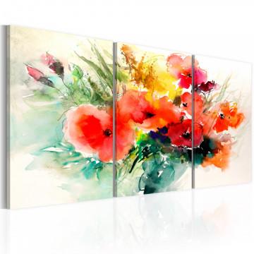 Tablou - Watercolor Bouquet