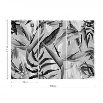 Tropicalia Black & White
